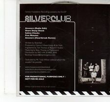 (FT340) Silver Club, Answers (debut EP) - DJ CD