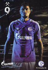 Kevin Prince Boateng + FC Schalke 04 + Saison 2014/2015 Original Autogrammkarte