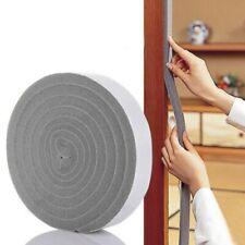 Home Seal Strips Door Slamming Noise-reduce Foam Tape Roll Protive Strip