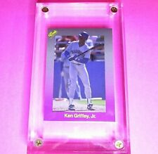 1989 CLASSIC PURPLE KEN GRIFFEY JR #193 Rookie RC Sharp!