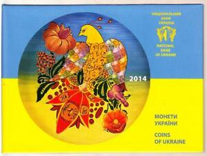Ukraine - 2014 Mint Set
