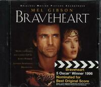 Braveheart Ost - James Horner Cd Eccellente