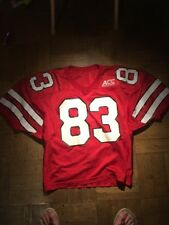 Vintage Champion NC State Football Jersey ACC 1980s Potentially Game Worn