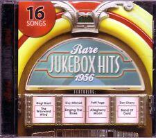 Rare Jukebox Hits 1956 CD Classic 50s FRANKIE LYMON DREAMWEAVERS LOUR LADS