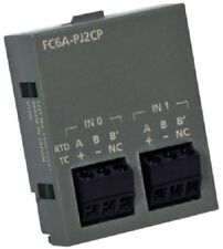 Idec FC6A-PJ2CP Smart AXIS PLC I/O Module 2 Inputs, 2 Outputs