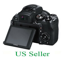 1x Fujifilm FinePix HS30EXR Clear LCD Screen Protector Guard Shield Film