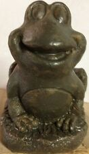 Frog Small Latex Only Concrete Mold, cement, plaster