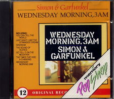 SIMON & GARFUNKEL - WEDNESDAY MORNING, 3 AM (MEMORY POP SHOP)