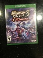 Brand New Factory Sealed WARRIORS OROCHI 3 Ultimate - Xbox One