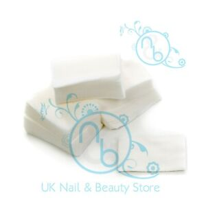 Lint Free Nail Wipes Premium Soft Melt Blown Meltblown Wipes UK