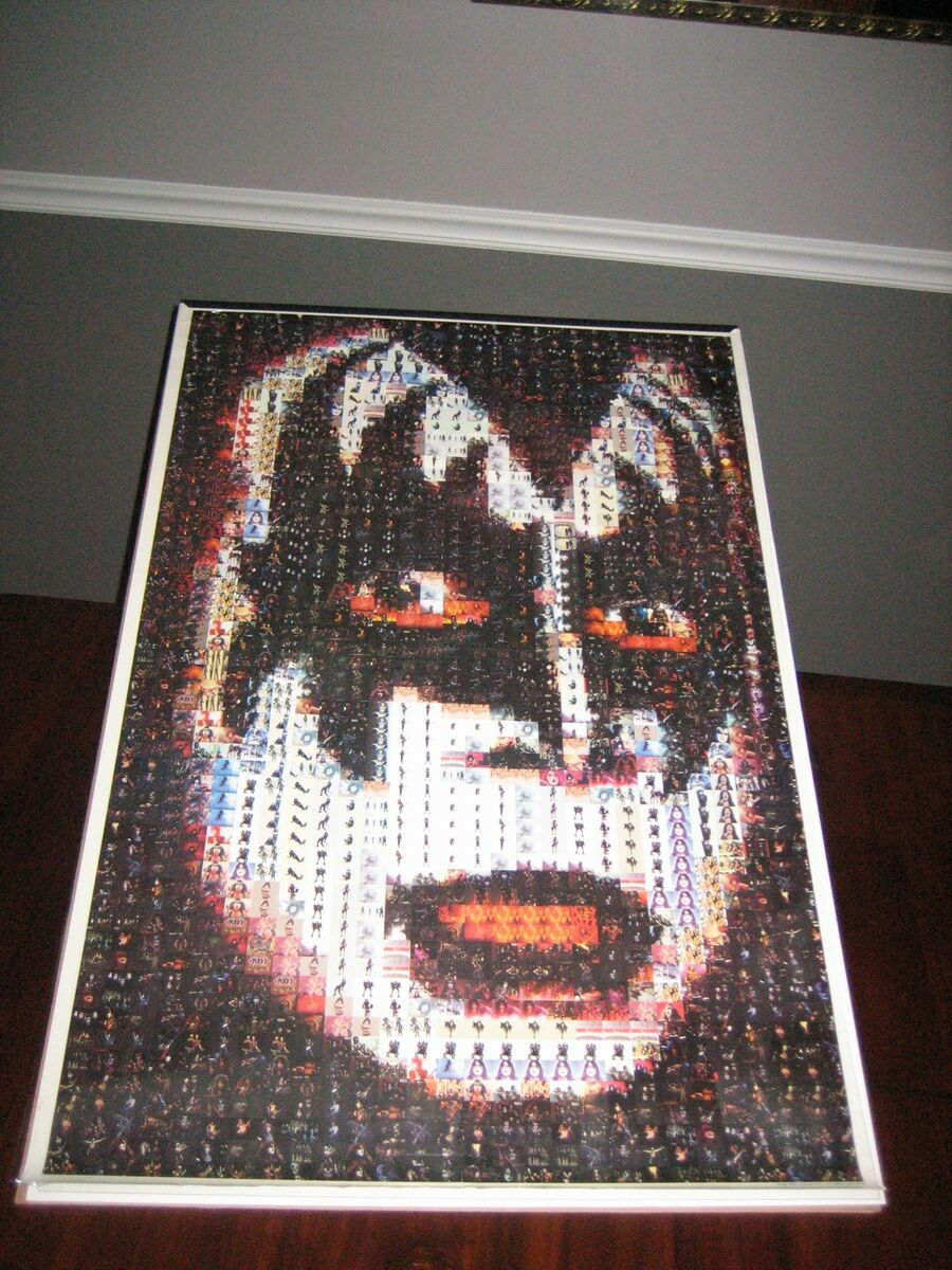Vintage Kiss And More