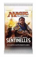 1 BOOSTER DE 15 CARTES SUPPLÉMENTAIRES LE SERMENT DES SENTINELLES DE MAGIC THE G