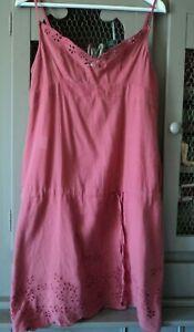 Robe à bretelles Comptoir des Cotonniers / RISTO / Taille 40