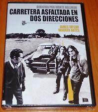 CARRETERA ASFALTADA EN DOS DIRECCIONES / TWO-LANE BLACKTOP English Español - Pre