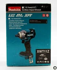 """Makita XWT11Z Brushless Cordless 1/2"""" Impact Wrench 18 Volt LXT New Sealed"""