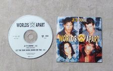 "CD AUDIO MUSIQUE / WORLDS APART ""JE TE DONNE"" 2T CD SINGLE 1996 CARDBOARD SLEEVE"