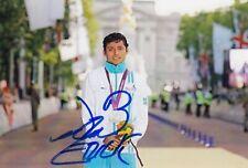 ERICK BARRONDO *GUA*  >  2. Olympics 2012 / ATH - sign. Foto