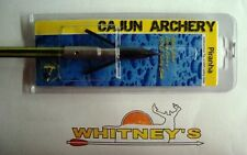 Cajun Archery Bow Fishing Arrow -Piranha Yellow Jacket- ABF4902