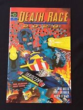ROGER CORMAN PRESENTS DEATH RACE 2020 *INSCRIBED BY PRODUCER ROGER CORMAN