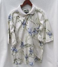 Tommy Bahama Tropical Polo Top Mens M