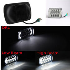 "85W 7x6'' 5X7"" LED Projector Headlight  Beam For Jeep Car Silver Truck Lights x1"