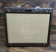 "Fender Blues Junior IV FSR 1x12"" 15W Tube Combo Amp Limited Edition Tolex"