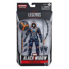 Marvel Legends Black Widow Wave 1 - Taskmaster (Crimson Dynamo BAF)