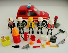 Playmobil 4822 Fire Chief Car