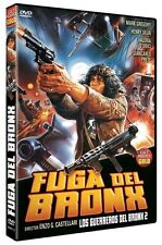ESCAPE FROM THE BRONX (BRONX WARRIORS 2) (1983) **Dvd R2** Mark Gregory,