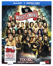 WWE: WRESTLEMANIA 36 (2 BLU-RAY) [EDIZIONE: STATI UNITI] USED - VERY GOOD BLU-RA
