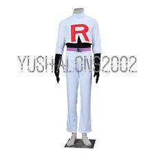 POKEMON Ash Ketchum Cosplay costume Kostüm Go Halloween Outfit James Kinder