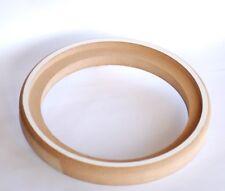 1x 16er  MDF Ring Holzring Distanzringe für GFK Ausbau Doorboards  Soundboards