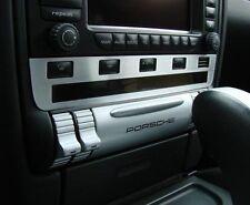 Porsche Cayenne 955 Turbo S WLS GTS V6 VR6 alu trim cover interni radio bordi