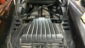 LAMBORGHINI HURACAN REAR ENGINE BAY FORGED CARBON V10 COVER PANELS OEM