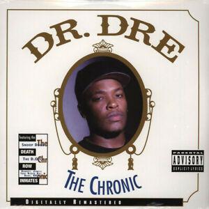 Dr. Dre Chronic remastered reissue vinyl 2 LP NEW/SEALED