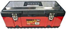 "NEW Am-Tech DIY Tools 23"" Tool Box"