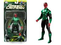 "Green Lantern Sinestro 7"" Figure Series 4 Yellow Corps DC Comics New MOC Mint"