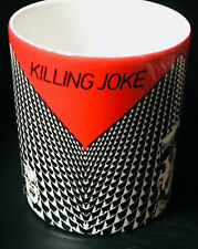Killing Joke - Nervous System Classic Design COLLECTABLE BOXED NEW RED MUG