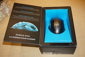 Logitech G500S Laser Gaming Mouse Programmable Buttons Tested Working