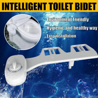 Non Electric Bidet Toilet Seat With Cover -Bathroom Bidet Spray Cleaning