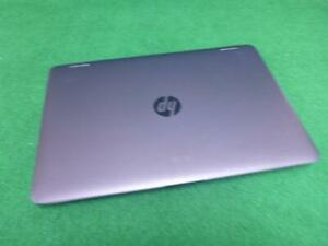 "HP Probook 650 G2 LAPTOP 15.6"" i5-6300U@2.40GHz 8GB RAM 128GB SSD TESTED #2466"