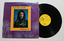 FRANK KAWAI HEWETT Makalapua 'Oe Prism Rec PRS-4004 US 1982 VG PRIVATE PRESS 5G