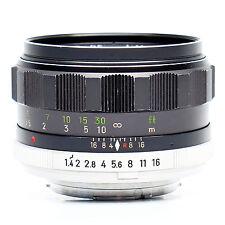 Minolta 58mm f1.4 Rokkor-PF Lens