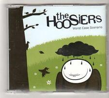 (FZ844) The Hoosiers, Worst Case Scenario - 2008 DJ CD