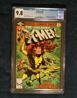 Uncanny X-Men #135 CGC 9.8 (1980) - Claremont & Byrne - Dark Phoenix!