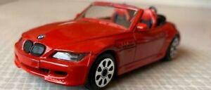 Burago Diecast Toy Car -  BMW M Roadster - Scale 1:43