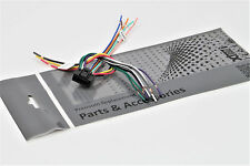 Xtenzi 16 Pin Power Plug Wire Harness for Pyle sterio Radio PLDN76DB New