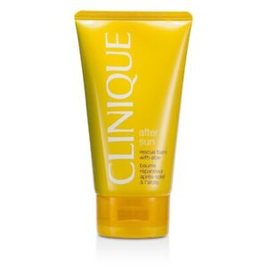 NEW Clinique After Sun Balm With Aloe 150ml Womens Skin Care