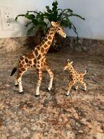ORANGUTAN MOTHER W//BABY Replica # 293529 ~ FREE SHIP//USA w//$25 Safari Products