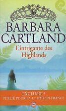 L'intrigante des Highlands.Barbara CARTLAND.J'ai Lu C008